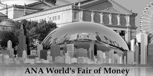 Coin Market Report – ANA World's Fair of Money 2015 is Here!