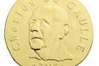 France 2015 Kings and Presidents Charles de Gaulle 200 Euro Gold Coin