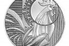 France 2015 Rooster 100 Euro Silver Coin