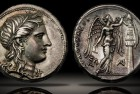 Ancient Greek Coins – Agathokles' Victory