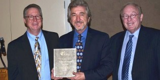 Professional Numismatists Guild Presents  Lifetime Achievement Award to Jeff Garrett