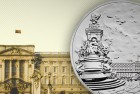 Royal Mint Celebrates Buckingham Palace with New £100 Silver Coin