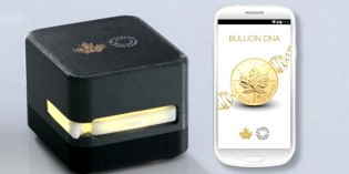 Royal Canadian Mint Launches Bullion Anti-Counterfeiting Device