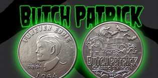 "New Collectors ""Coin"" Celebrates Star of The Munsters"