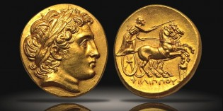 Ancient Coin Profiles – Portrait of Alexander the Great