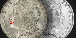 Hot Lips and Scar Face: Two Dramatic 1888-O Morgan Dollar Varieties