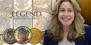 Legend Auctions to Hold Two Different Rare Coin Sales in Las Vegas – VIDEO: 2:13.