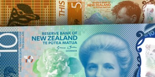 Reserve Bank of New Zealand: Brighter Money ($5s and $10s) Coming Oct. 12