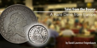Tales from the Bourse: Rare Dime from Europe