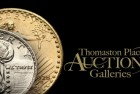 Thomaston Place Auction Galleries Unreserved Coin Auction Sept. 13