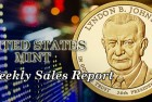 State of the Mint – U.S. Mint Coin Sales as of August 16, 2015