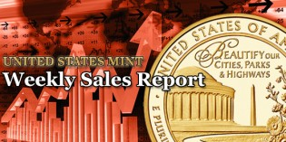 State of the Mint – U.S. Mint Coin Sales as of August 23, 2015