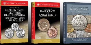 Whitman Publishing Releases Three New Numismatic Titles