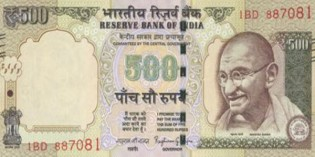 Reserve Bank of India Issues Revised 500 and 1000 Rupee Banknotes