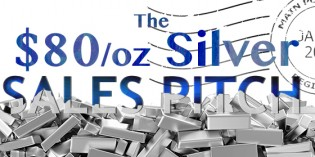 Consumer Alert: The $80/oz Silver Sales Pitch