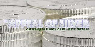The Appeal of Silver with Kedzie Koins President Steve Harrison – VIDEO: 2:39