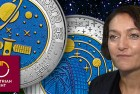 "Austrian Mint New Niobium ""Cosmology"" Coin Sells Out at ANA – VIDEO: 2:41"