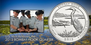 U.S. Mint Launches Bombay Hook National Wildlife Refuge Quarter – Video: 2:43