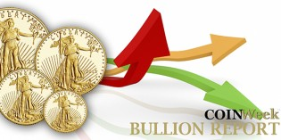 CoinWeek Bullion Report – September 18, 2015 – Video: 2:47