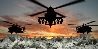 Citibank Calls for Helicopter Money Drops across Globe