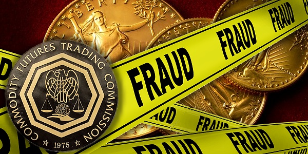 Federal Court Orders Nevada Man to Pay $2.9 Million+ Penalty for Illegal Precious Metals Transactions