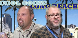 COOL COINS! Long Beach Coin Expo September 2015 – VIDEO: 9:14