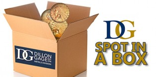 "Dillon Gage Offers Real Time Precious Metals Prices in ""Spots in a Box"" – VIDEO: 3:58"