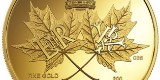 Canada 2015 A Historic Reign $200 Proof Gold Coin