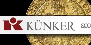Highlights of Künker Auction 268
