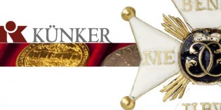 Künker: Results of Auction 265 – Orders and Decorations