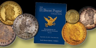 Q. David Bowers: The D. Brent Pogue Collection Sale, Part II
