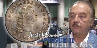 Ron Gillio from Stack's Bowers Talks About Upcoming Pogue II Auction Highlights – VIDEO: 3:50