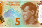 New Zealand 2015 $5 Bank Note