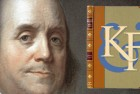 Deluxe Leather Edition of Benjamin Franklin in Terra Cotta Now Available through Kolbe & Fanning