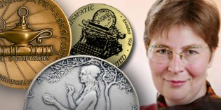 Ursula Kampmann to Receive 2015 Burnett Anderson Memorial Award for Excellence in Numismatic Writing