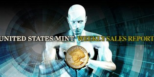 State of the Mint – U.S. Mint Coin Sales as of September 27, 2015