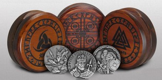 Vikings: Gods, Kings and Warriors Rise, Exclusively from APMEX
