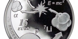 Ireland 2015 Irish Science and Inventions II: Ernest Walton 15 Euro Proof Silver Coin