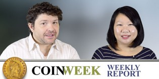 CoinWeek Weekly Report: September 28, 2015 – Video: 5:20