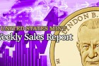 State of the Mint – U.S. Mint Coin Sales as of August 30, 2015