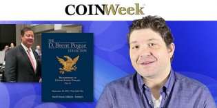 CoinWeek Weekly Report – September 8, 2015 – Video: 7:01