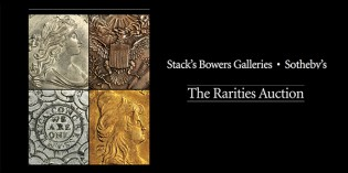 Stack's Bowers, Sotheby's Oct. Rarities Auction Realizes Nearly $3 Million
