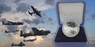 Ireland Issues Silver Coin Commemorating 70th Anniversary of Peace
