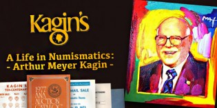 A Life in Numismatics – Arthur Meyer Kagin
