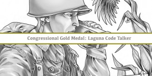 CCAC Releases Laguna Code Talker Gold Medal Designs