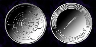 Bank of Latvia Issues Silver Coin Honoring Composer Dārziņš and His Work