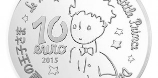 France 2015 The Little Prince: Stars are Guides 10 Euro Silver Coin