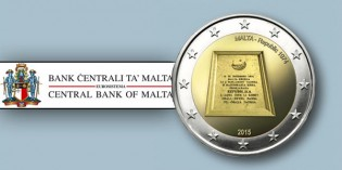 Malta Issues New €2 Commemorative Coin