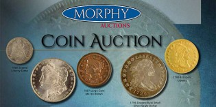 Morphy's to Auction Prestigious Pennsylvania Collection of US Coins Oct. 31