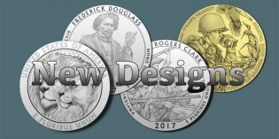 CCAC Selects New Coin Designs